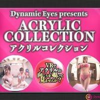 【最新作】【VR】Dynamic Eyes アクリルコレクション